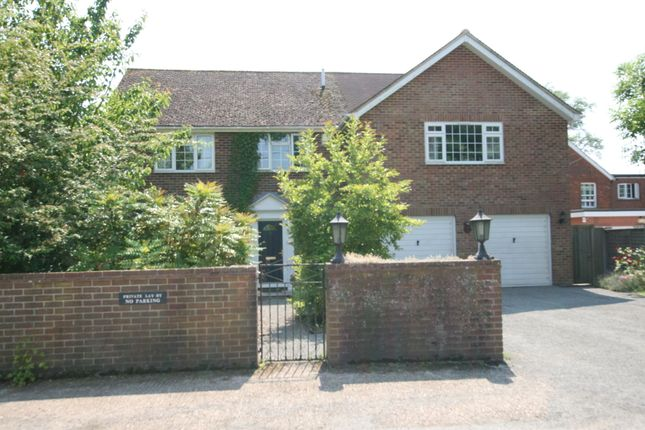 Detached house for sale in The Forstal, Blind Lane, Mersham