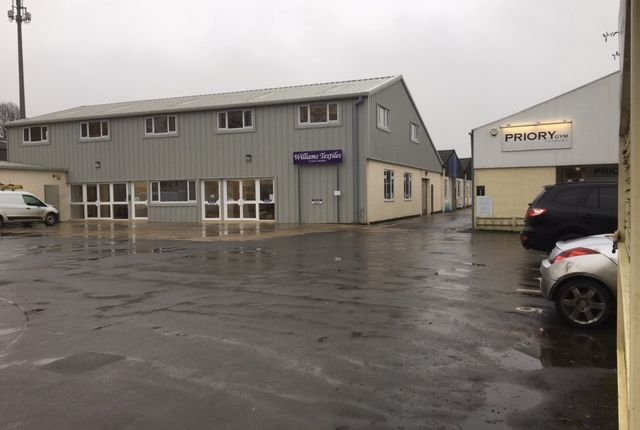 Thumbnail Industrial to let in Priory Park Industrial Estate, London Road, Tetbury