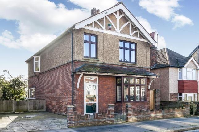 Thumbnail Detached house for sale in Waddon Park Avenue, Croydon, ., Surrey