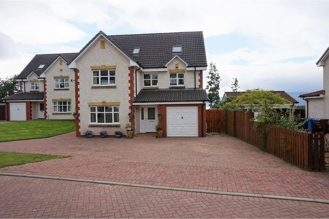 Thumbnail Detached house for sale in Lapwing Grove, Inverkip