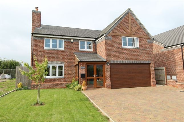 Thumbnail Detached house for sale in Main Street, Ashby Parva, Lutterworth