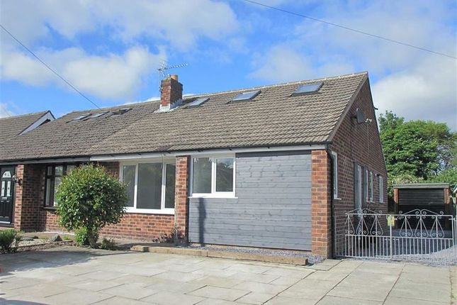 Thumbnail Semi-detached bungalow for sale in Green Hey, Much Hoole, Preston