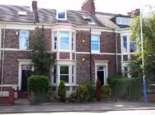 Thumbnail Flat to rent in Linskill Terrace, North Shields, North Shields