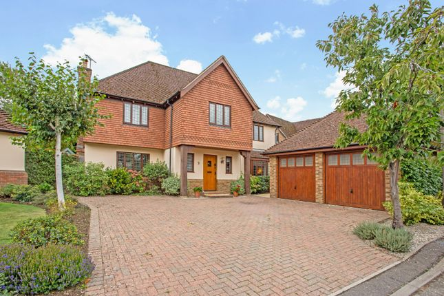 Thumbnail Detached house for sale in Hutton Place, Hutton, Brentwood, Essex