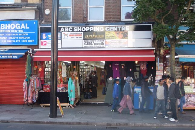 Thumbnail Commercial property for sale in The Broadway, Southall