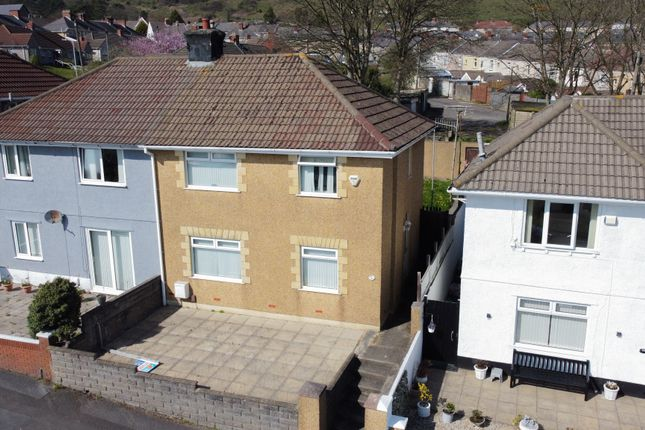 Thumbnail Terraced house to rent in Wern Fawr Road, Port Tennant, Swansea