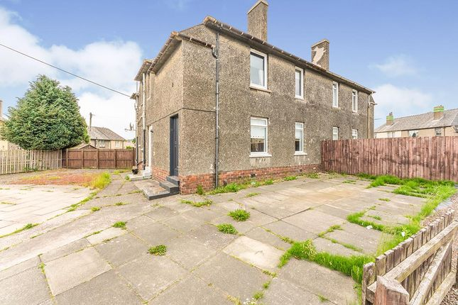 Thumbnail Flat for sale in Cadzow Avenue, Bo'ness, Stirlingshire