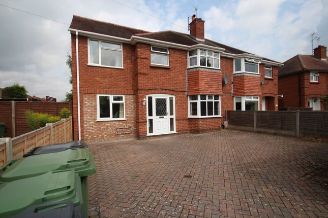 Thumbnail Shared accommodation to rent in Blenheim Road, Worcester