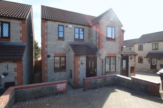 Thumbnail Semi-detached house to rent in Preacher Close, Hanham, Bristol