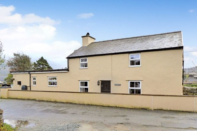 Thumbnail Semi-detached house for sale in Waunfawr, Caernarfon