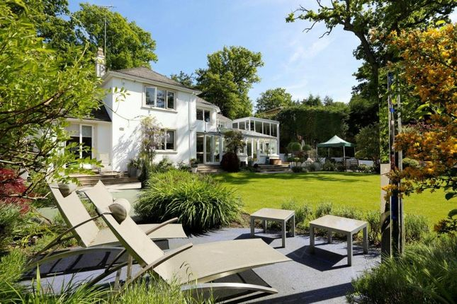 Thumbnail Detached house for sale in Coombe Hill Road, Coombe
