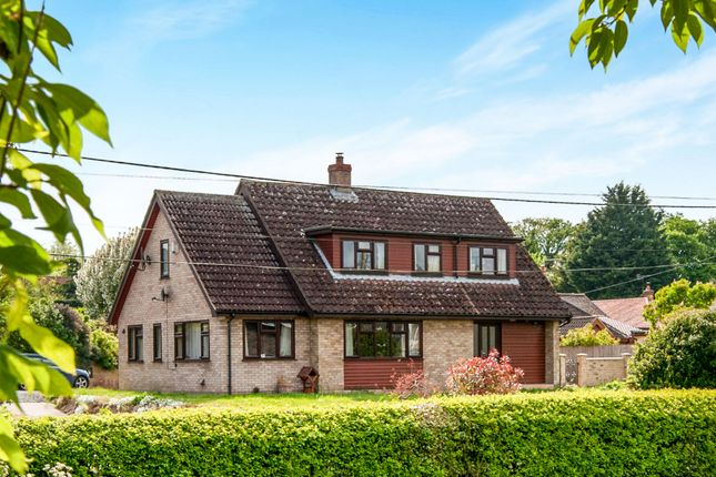 Detached house for sale in Bridewell Lane, Botesdale, Diss