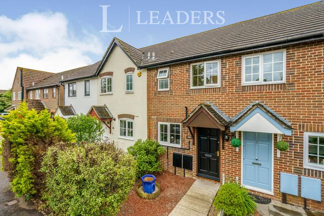 2 bed terraced house to rent in Churchwood Drive, Tangmere, Chichester PO20