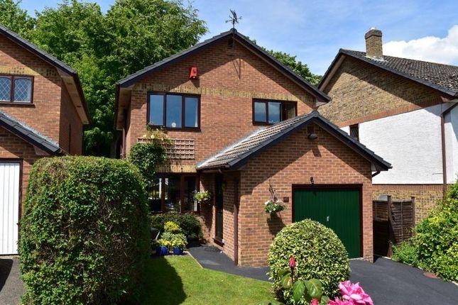 Thumbnail Detached house for sale in Cereleton Park, Charlton Marshall