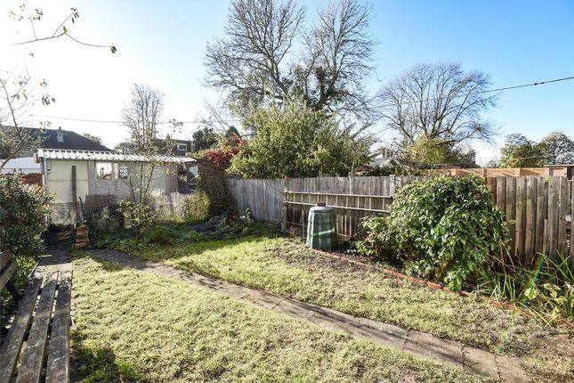 Garden of Pentlands Close, Mitcham, Surrey CR4