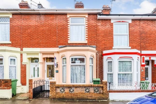 Terraced house for sale in Seagrove Road, Portsmouth