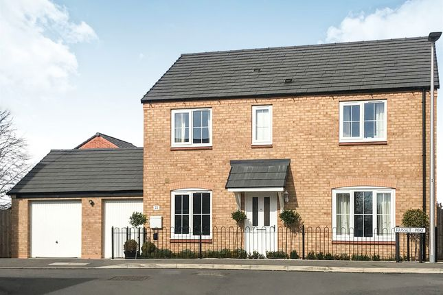 Thumbnail Detached house for sale in Russet Way, Bidford-On-Avon, Alcester