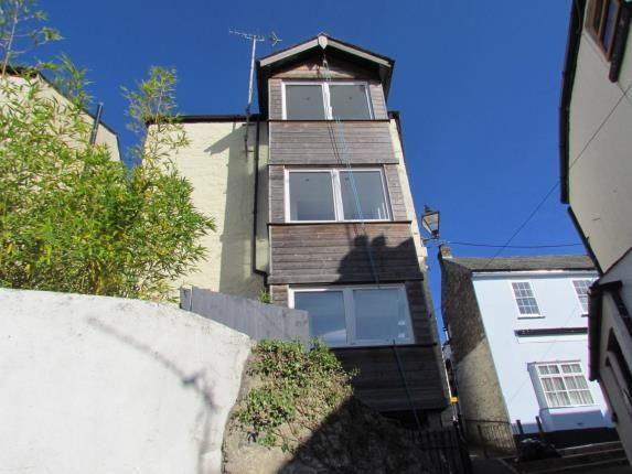 Thumbnail Link-detached house for sale in Calstock, Cornwall
