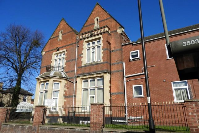 Thumbnail Flat to rent in Newsums Villas, Carholme Road, Lincoln
