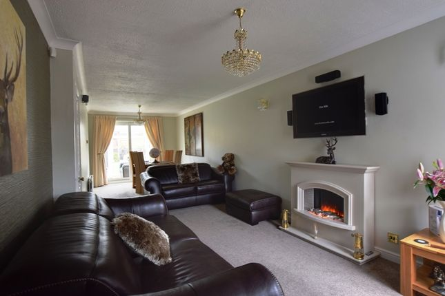 3 bed semi-detached house for sale in Taylor Grove, Wingate, Durham