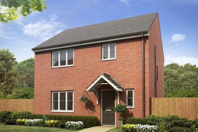 "Thumbnail Detached house for sale in ""The Whitehall "" at Southminster Road, Burnham-On-Crouch"