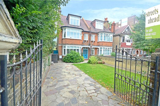 Thumbnail End terrace house for sale in Lower Addiscombe Road, Addiscombe, Croydon