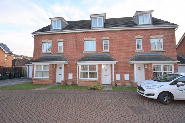 Thumbnail Terraced house for sale in Sargeson Road, Armthorpe, Doncaster