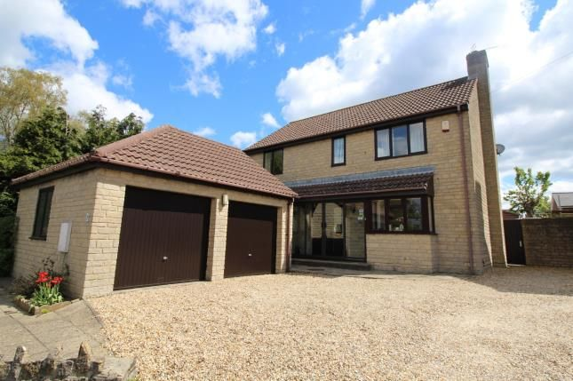 Thumbnail Detached house for sale in Shortwood Road, Pucklechurch, Near Bristol, Gloucestershire