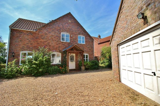 Thumbnail Detached house for sale in Barn Lane, Runham, Great Yarmouth