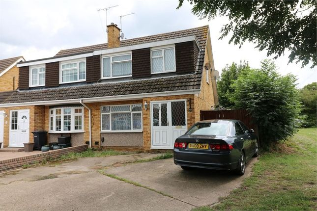 Thumbnail Semi-detached house for sale in Perrysfield Road, Cheshunt, Waltham Cross