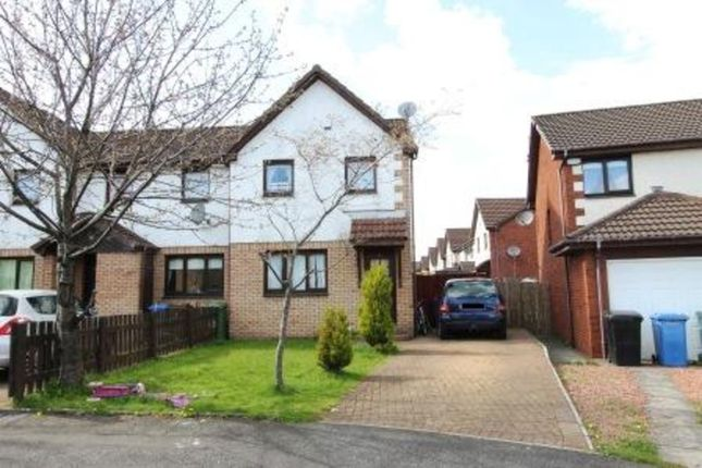 Thumbnail Semi-detached house to rent in Mellerstain Drive, Glasgow