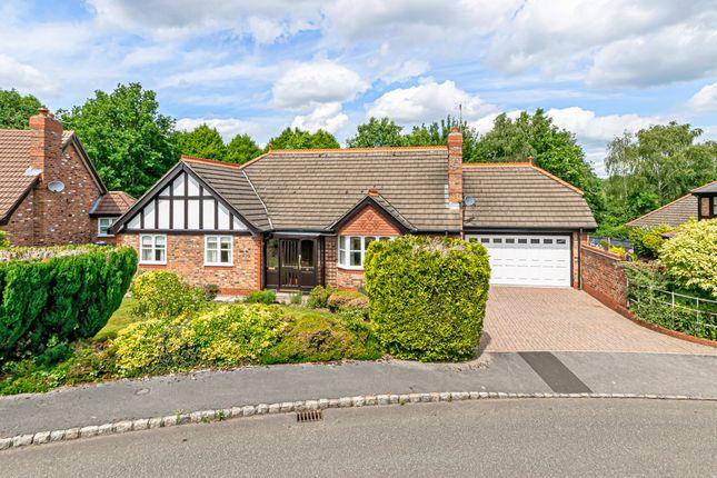Thumbnail Detached bungalow for sale in Foxhills Close, Appleton, Warrington