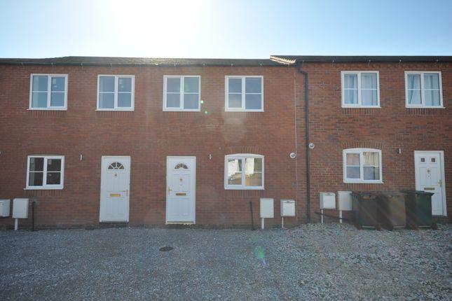 Thumbnail Semi-detached house to rent in Roman Close, Dominion Road, Swadlincote
