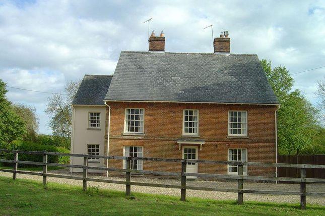 Thumbnail Detached house to rent in Little Bradley, Little Bradley Haverhill
