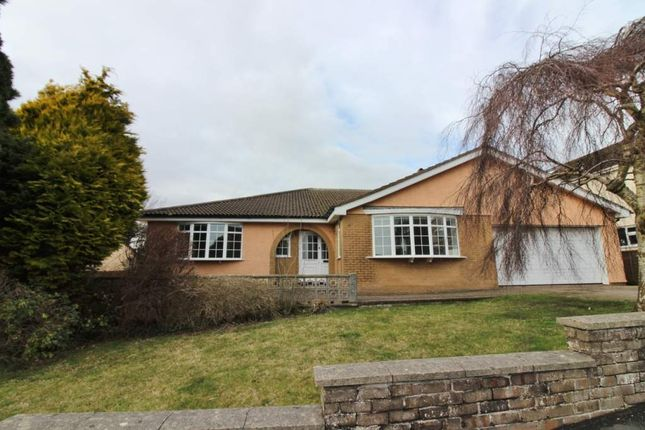 4 bed detached bungalow for sale in 99 Cronk Liauyr Tromode, Douglas