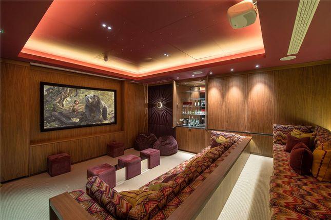 Cinema of Upper Phillimore Gardens, Kensington, London W8