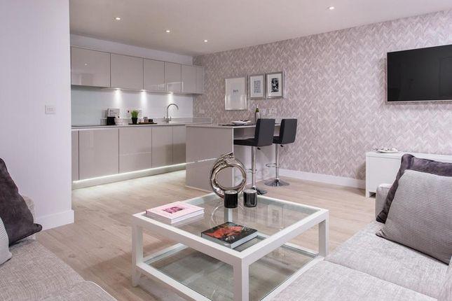 "Show Apartment of ""Harlequin House"" at Bishopthorpe Road, York YO23"