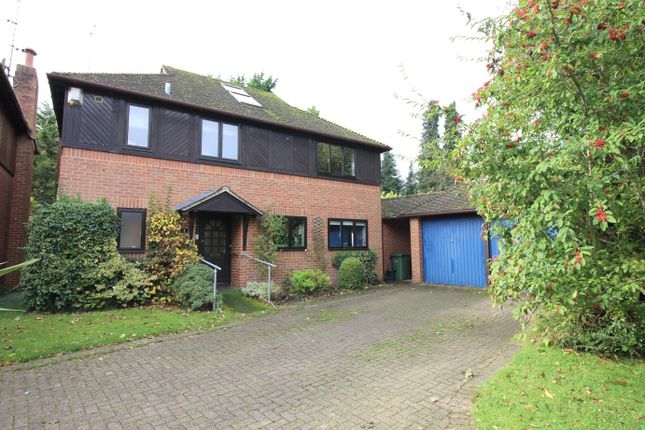 Thumbnail Detached house to rent in Hazel Gardens, Sonning Common