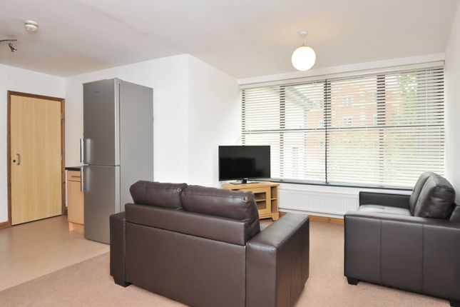 Thumbnail Flat to rent in Prince Of Wales Road, Exeter