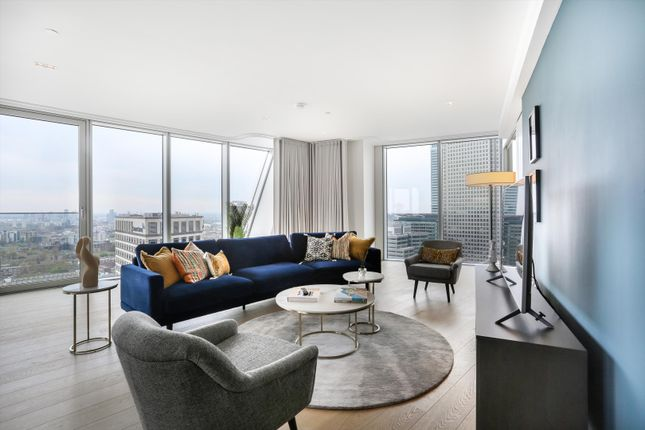Thumbnail Flat to rent in Newfoundland Place, London