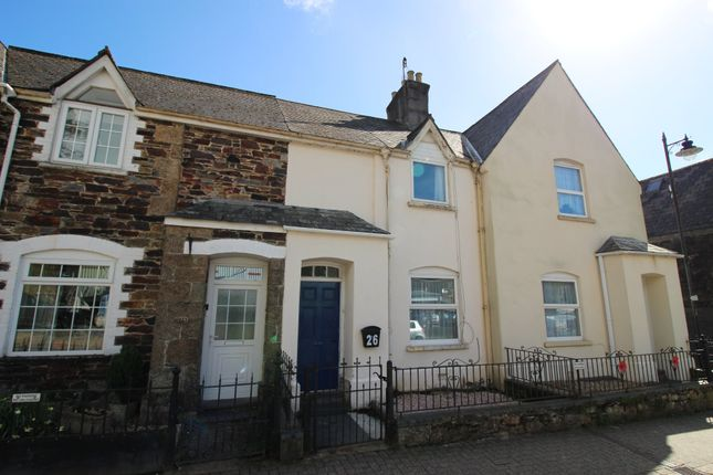Thumbnail Terraced house for sale in Hartley Court, Fore Street, Ivybridge
