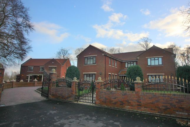 Thumbnail Detached house for sale in St Andrews Close, Darlington
