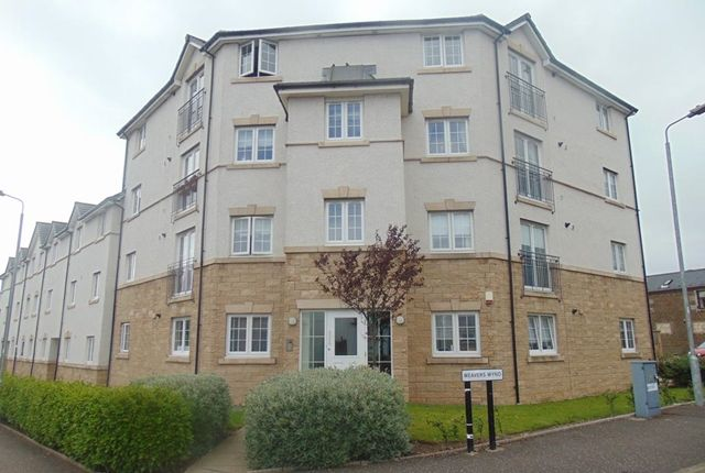 Thumbnail Flat for sale in Weavers Wynd, Irvine