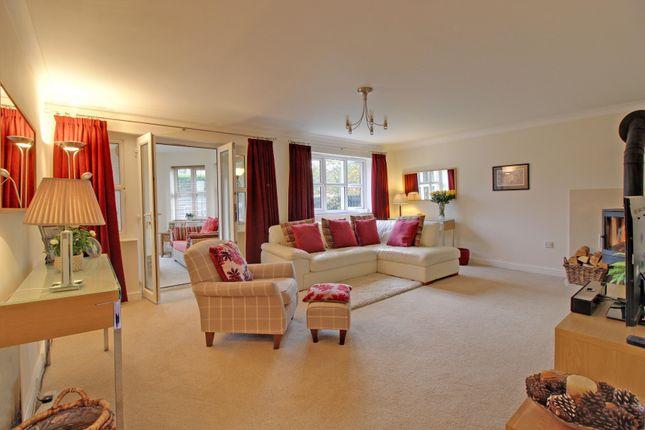 Lounge of Laburnum Court, Barlow, Selby YO8