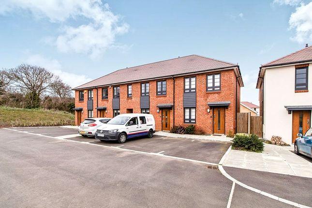 Thumbnail Detached house to rent in Candy Dene, Weldon, Ebbsfleet Valley, Swanscombe