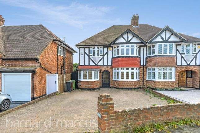 4 bed property to rent in Stoneleigh Crescent, Stoneleigh, Epsom KT19