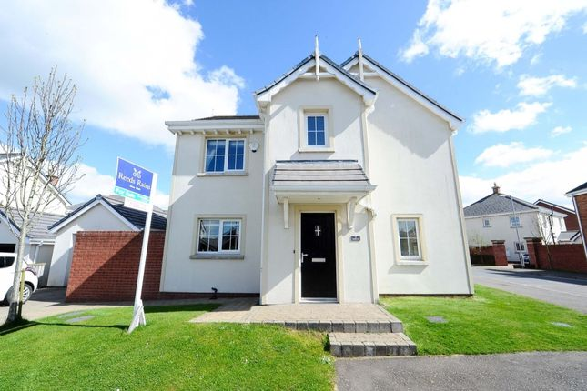 Thumbnail Detached house for sale in Millreagh Court, Dundonald, Belfast