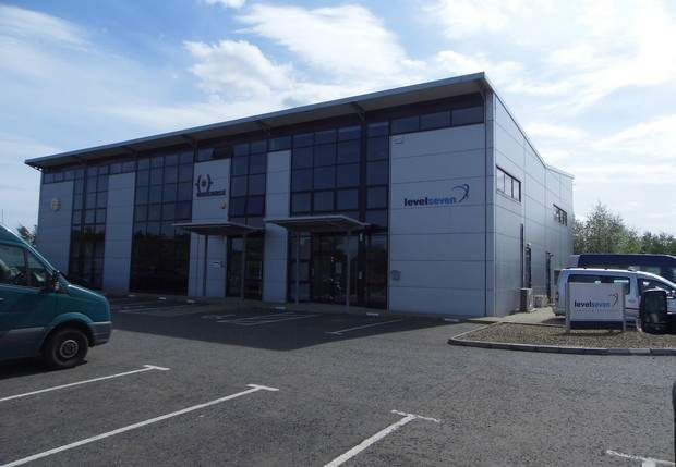 Thumbnail Industrial to let in Unit F, Curlew Pavilion, Portside Business Park, 189 Airport Road West, Belfast, County Antrim