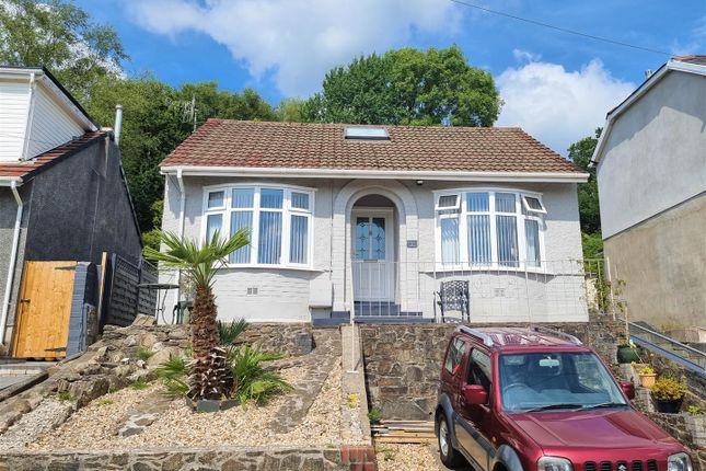 Thumbnail Detached bungalow for sale in Spionkop Road, Ynystawe, Swansea