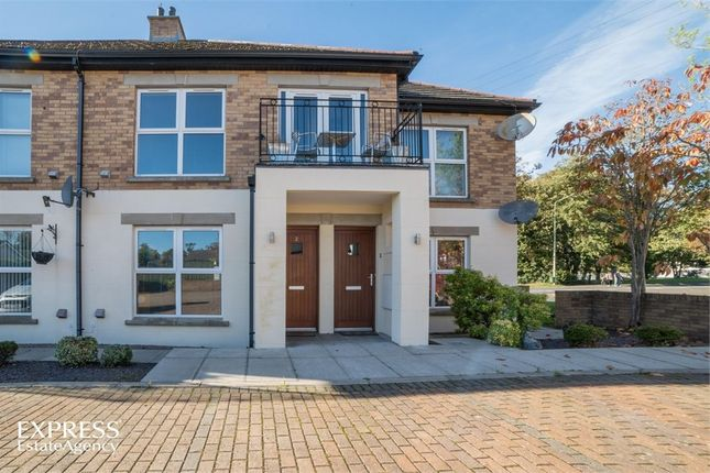 Thumbnail Flat for sale in Glencraig Manor, Dunadry, Antrim